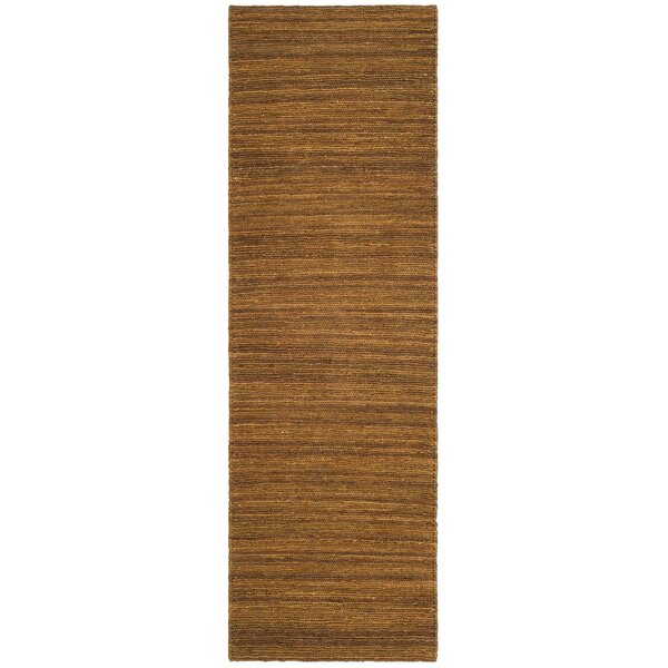 Elaine Gold Area Rug by Bloomsbury Market