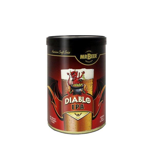 Mr. Beer Diablo IPA Beer Making Refill Kit by Mr. Beer