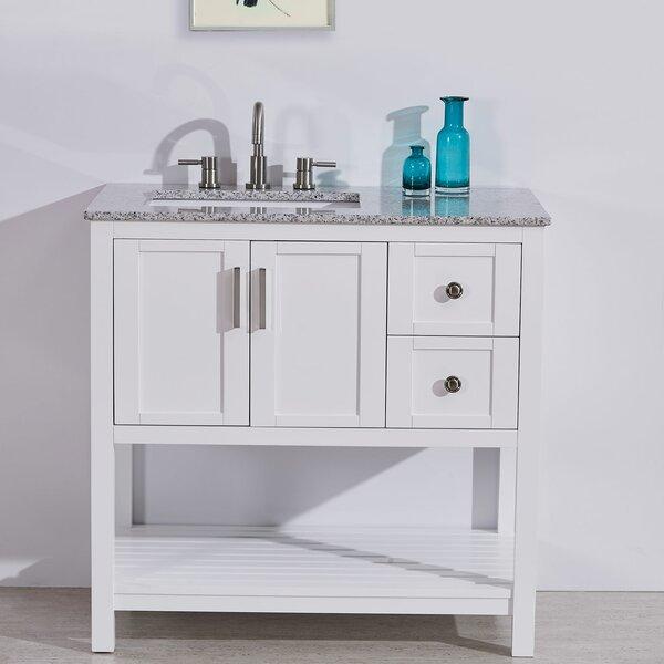 Jeanette 36 Single Bathroom Vanity Set by Highland Dunes