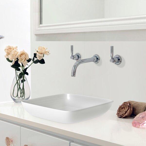 Ceramic 15.75 Bathroom Sink by Royal Purple Bath Kitchen