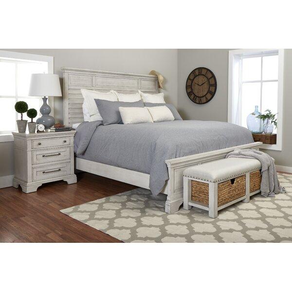 Trisha Yearwood Home R&R Sleigh Configurable Bedroom Set by Trisha Yearwood Home Collection