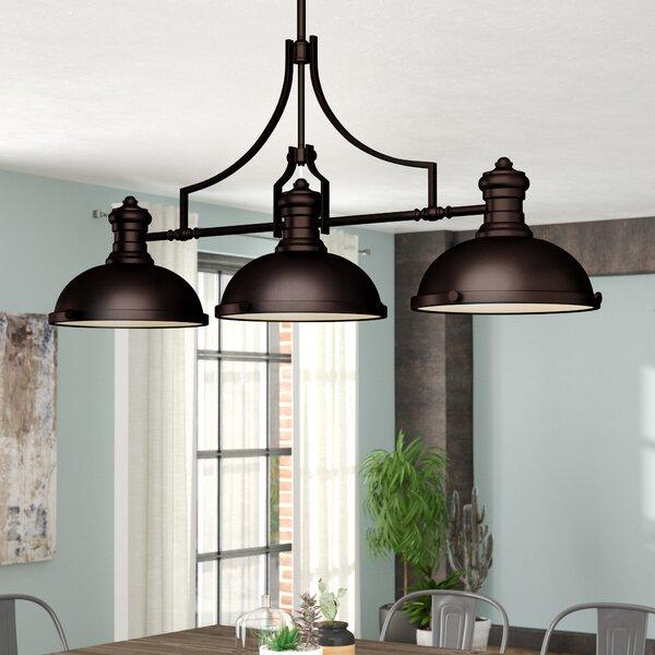 Westlake Village 3-Light  LED  Pendant by Trent Austin Design