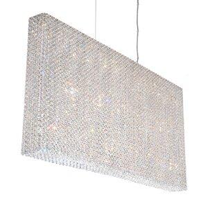 Refrax 23-Light Crystal Chandelier by Schonbek