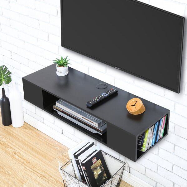 Pinnix Floating TV Stand By Symple Stuff