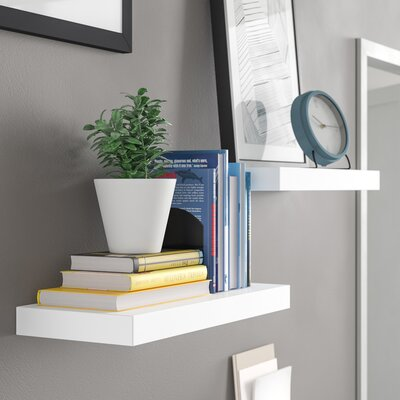 Floating Shelves Amp Hanging Shelves You Ll Love In 2019