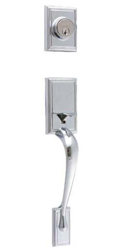 Contemporary Handleset by Delaney Hardware
