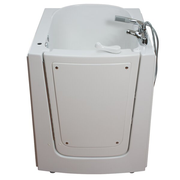 Front Entry Air Massage Whirlpool Walk-In Tub by Ella Walk In Baths