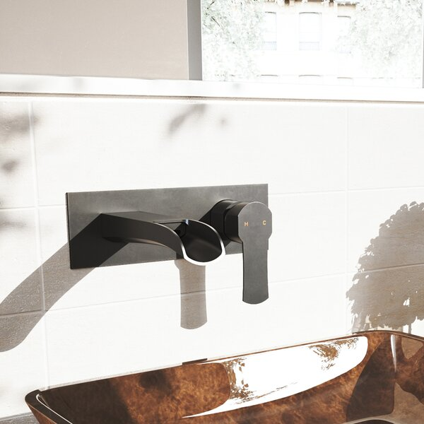Cornelius Wall Mount Bathroom Faucet by VIGO