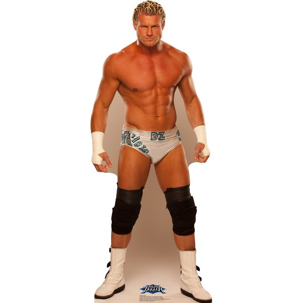 Dolph Ziggler - WWE Cardboard Stand-Up by Advanced Graphics