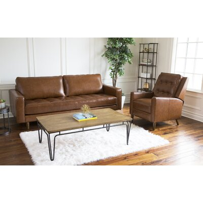 Allmodern Maggie Living Room Set Upholstery Pieces Included 3 Pieces Sofa 2 Loveseats Polyester Polyester Blend In Azure Wayfair Ibt Shop