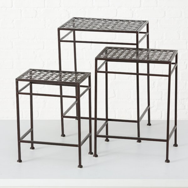 Cloverdales Nesting Tables By Ebern Designs