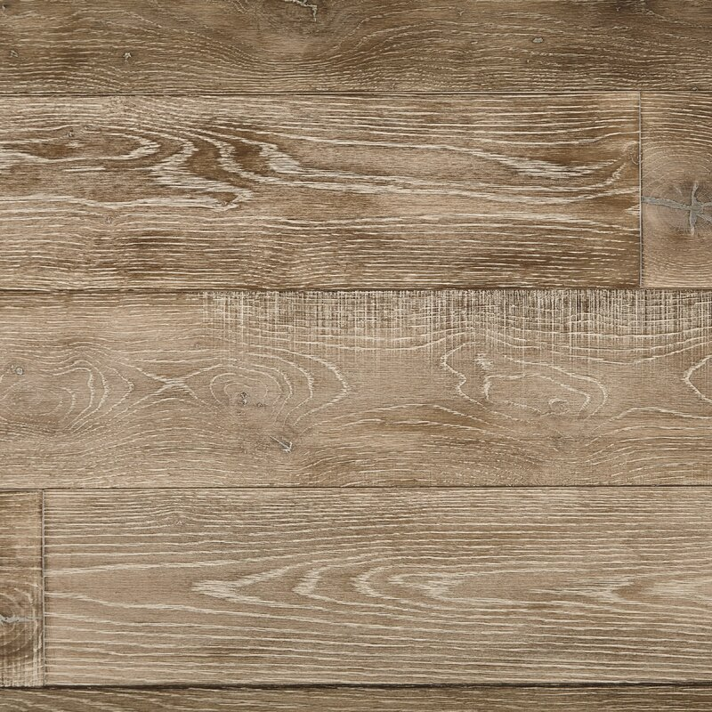 "Mannington Antigua 7"" Engineered Oak Hardwood Flooring In"