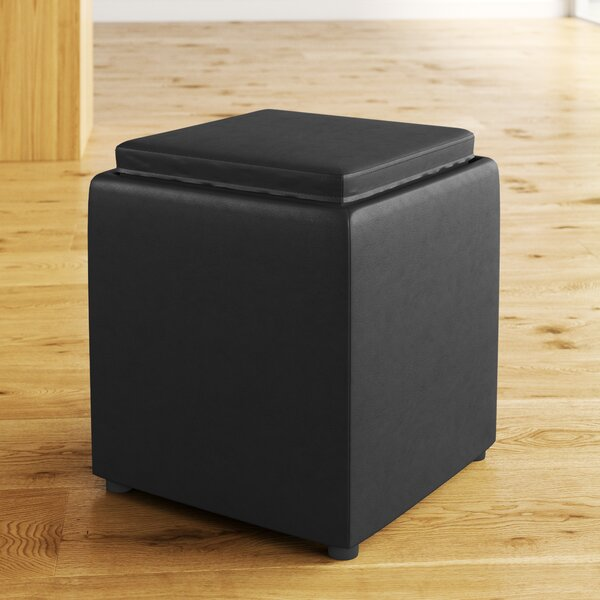 Elsner Storage Ottoman by Ebern Designs