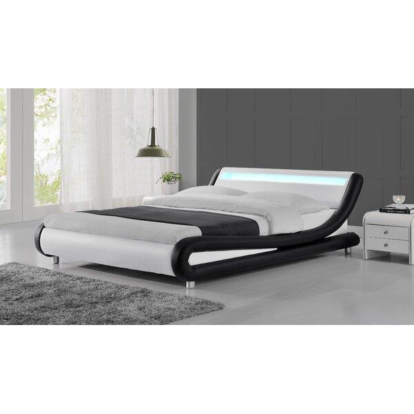 Providence Upholstered Sleigh Bed by Orren Ellis