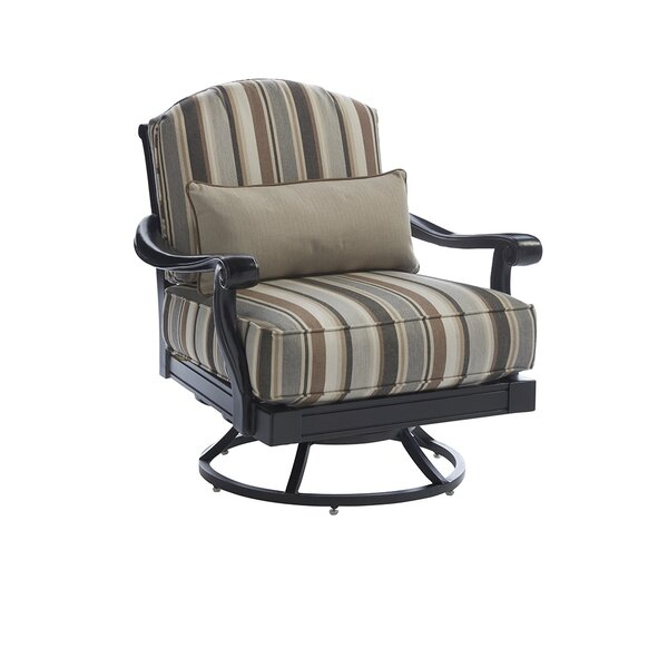 Kingstown Sedona Swivel Patio Chair with Sunbrella Cushions by Tommy Bahama Outdoor