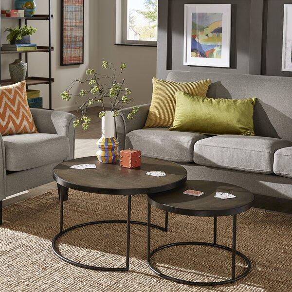 2 Piece Coffee Table Set (Set Of 2) By Brayden Studio