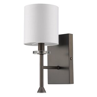 Find Vanegas 1-Light Wall Sconce By Winston Porter