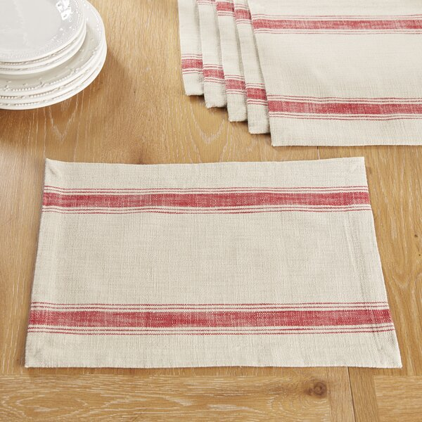 Home on the Range Placemats (Set of 6) by Birch Lane™