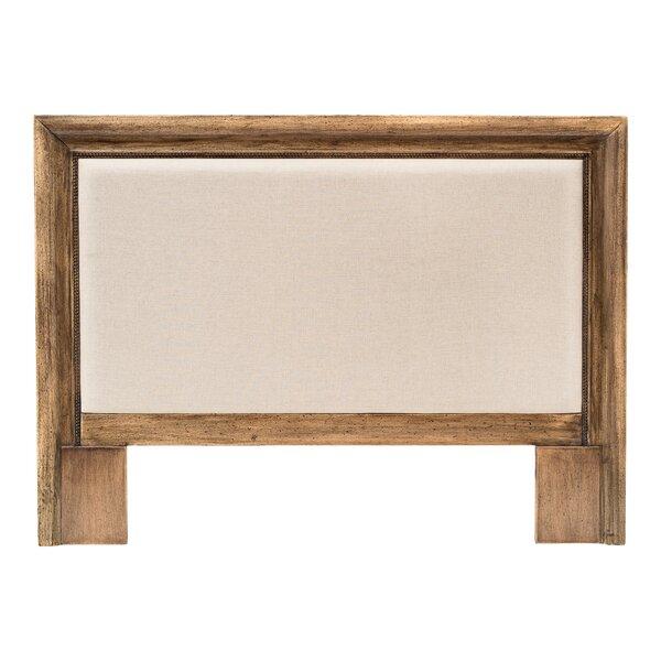 Mitcheldean Queen Upholstered Panel Headboard by Loon Peak