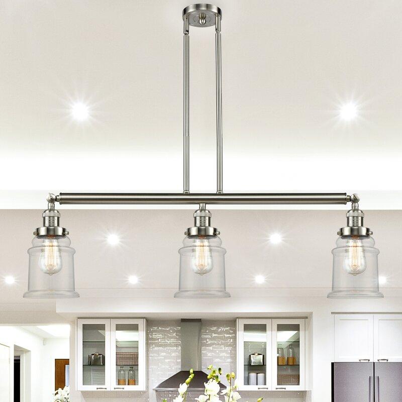 The Kitchen Greeley: Laurel Foundry Modern Farmhouse Greeley 3-Light Kitchen