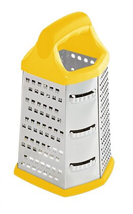 6 Sided Cheese Grater (Set of 2) by Home Basics