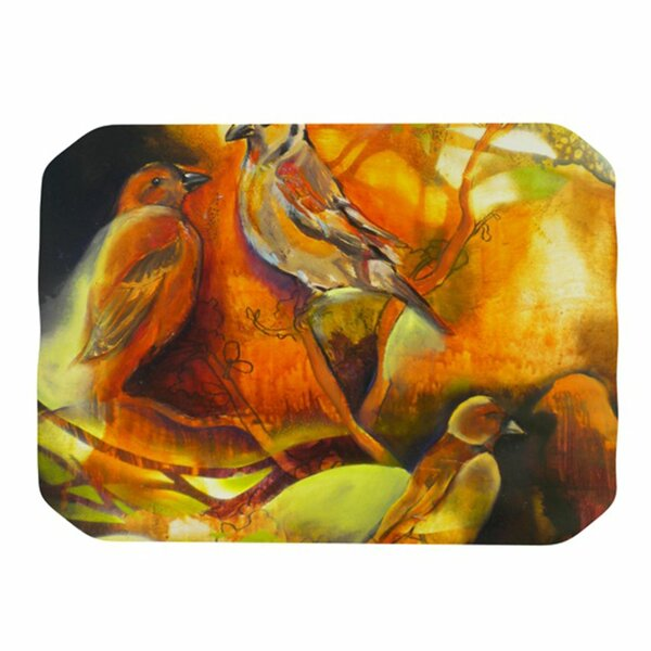Reflecting Light Placemat by KESS InHouse