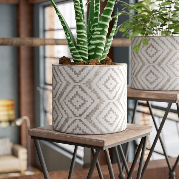 Zierikzee Ceramic Pot Planter by Mistana