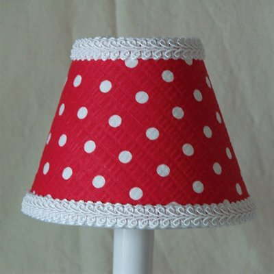 Cherry Dot Night Light by Silly Bear Lighting