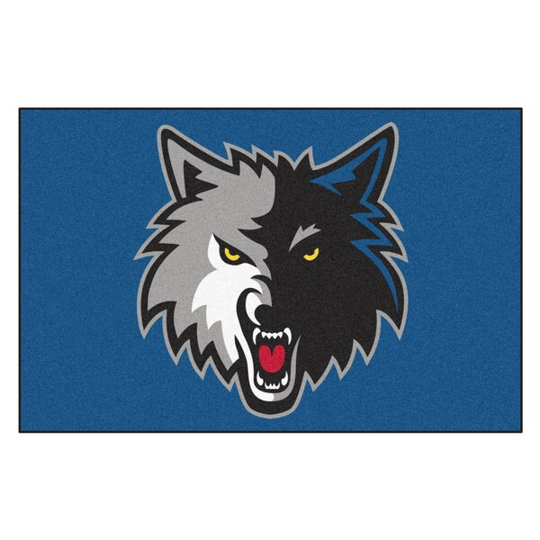 NBA - Minnesota Timberwolves Doormat by FANMATS