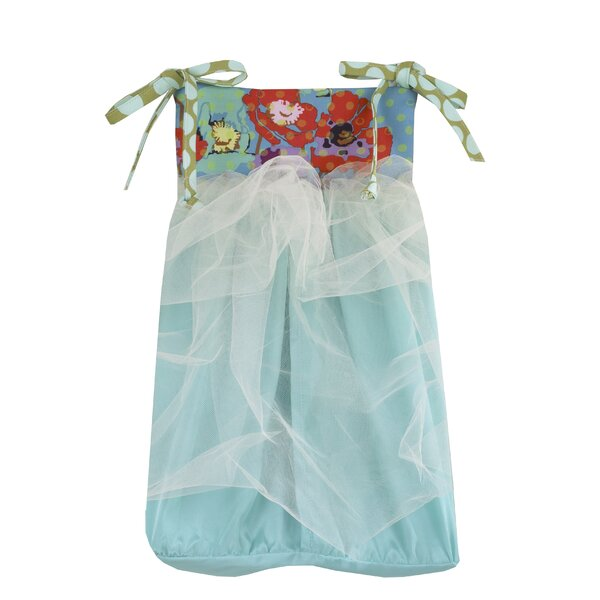 Lagoon Diaper Stacker by Cotton Tale