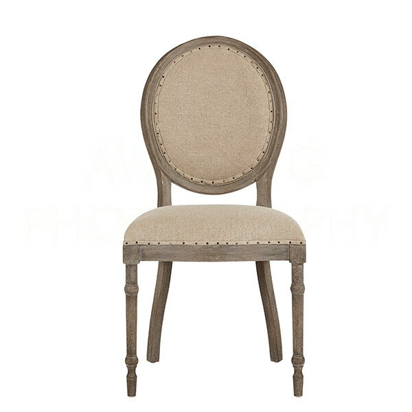 Grace Upholstered Dining Chair by Aidan Gray