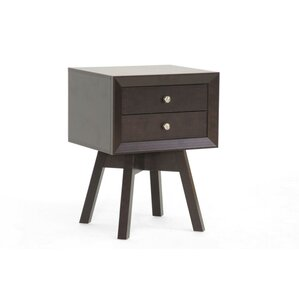 Baxton Studio Lars Side Table by Wholesale I..