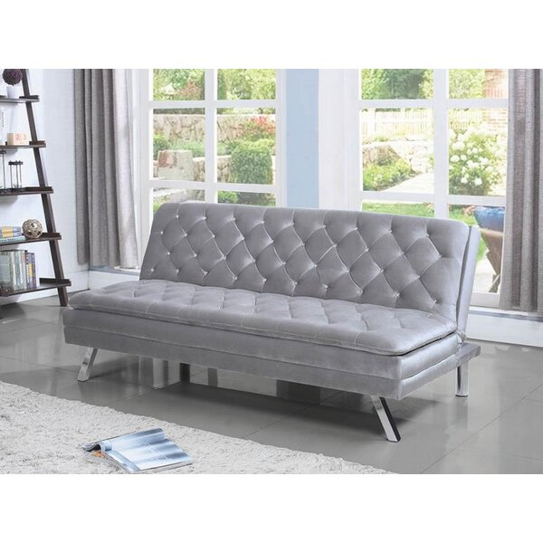 North Attleborough Convertible Sofa by Everly Quinn