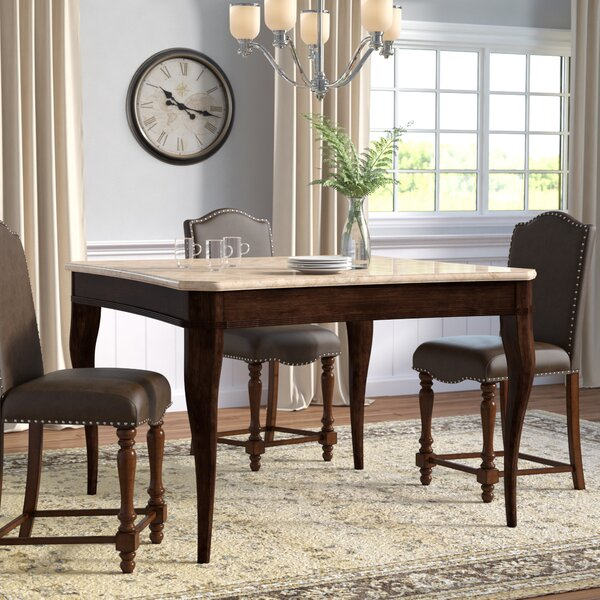 Swenson Counter Height Dining Table by Darby Home Co Darby Home Co