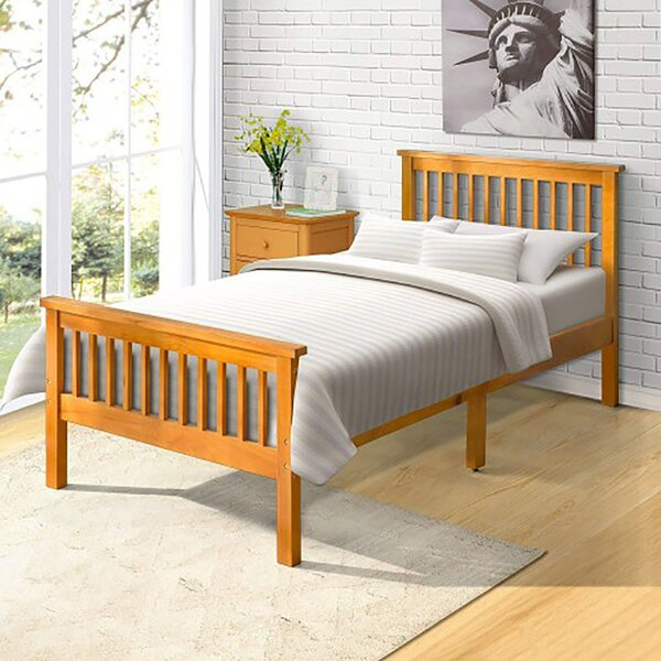 Kaiden Twin Platform Bed by Harriet Bee