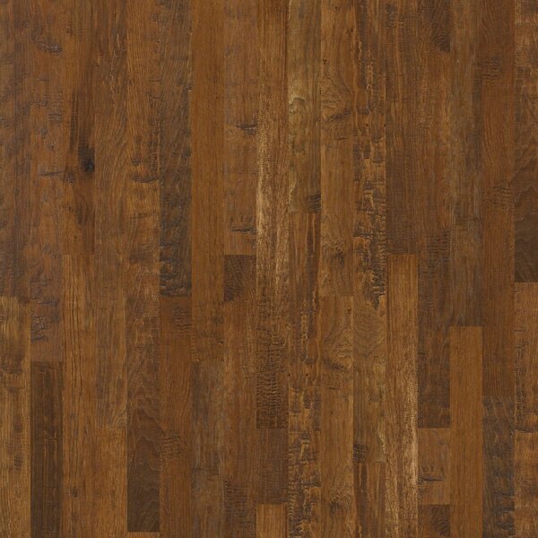 Zellwood 3-1/4 Solid Hickory Hardwood Flooring in Medford by Shaw Floors