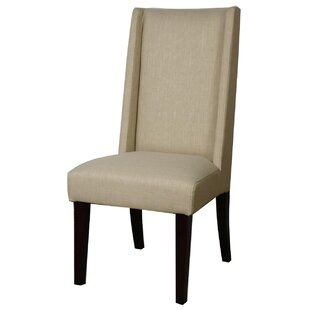Price comparison Blain Parsons Chair (Set of 2) By Latitude Run