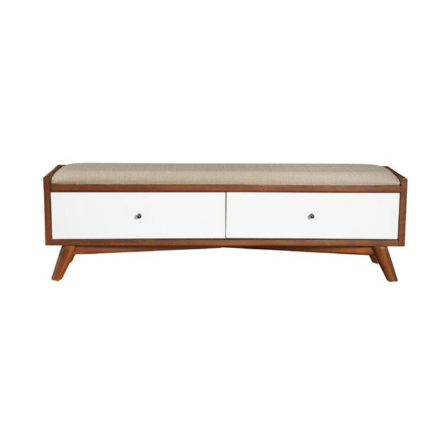 Parocela Drawer Storage Bench by Foundstone Foundstone