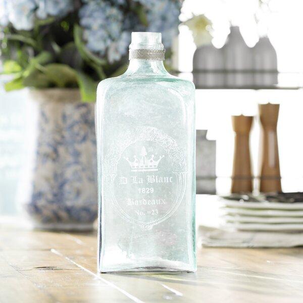 Decorative Bottle by One Allium Way