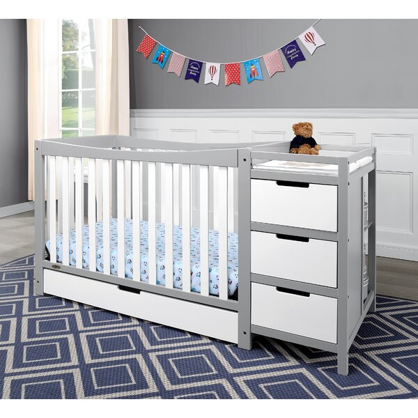 Remi 4-in-1 Convertible Crib by Graco