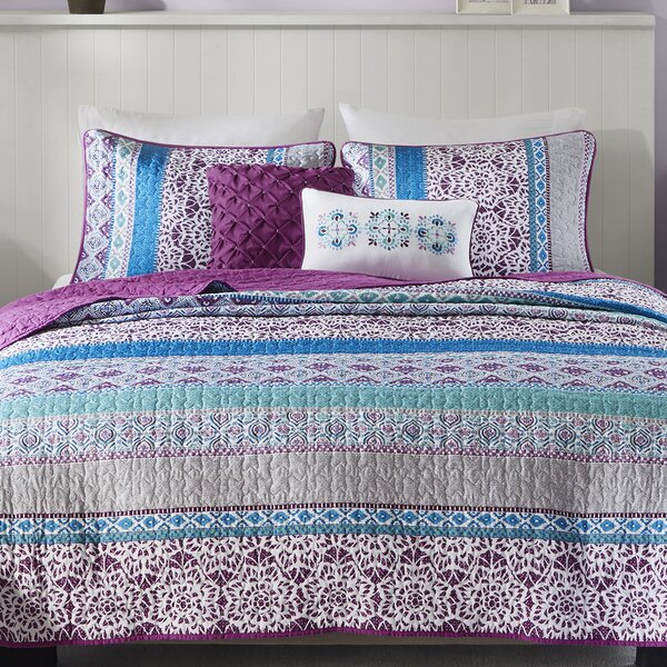 Fontenot Coverlet by Bungalow Rose