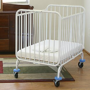 Read Reviews Deluxe Holiday Crib ByL.A. Baby