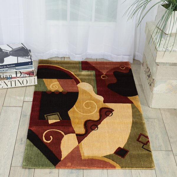 Bouck Atwood Multi Area Rug by Ebern Designs