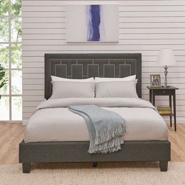 Kelsch Queen Upholstered Standard Bed by Mercer41