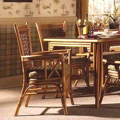 3600 Tahiti Dining Arm Chair by South Sea Rattan