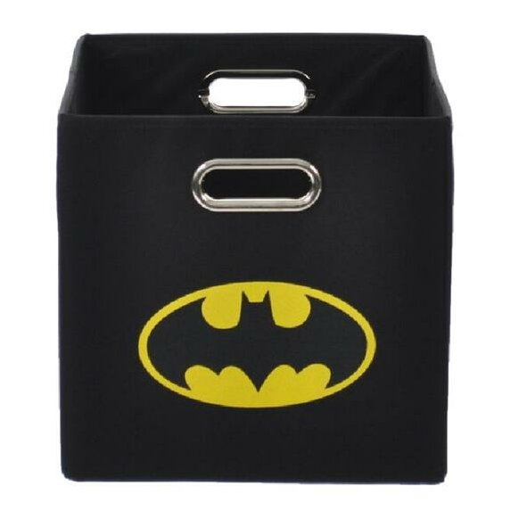 Batman Logo Toy Storage Bin by Modern Littles