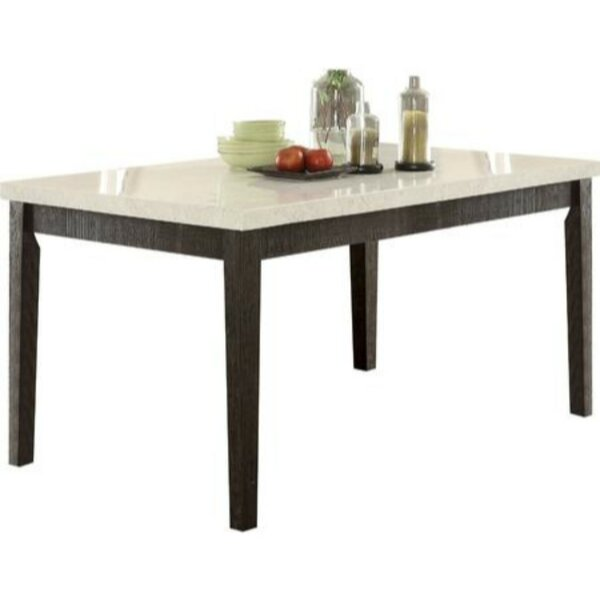 Basinger Solid Wood Dining Table by Charlton Home
