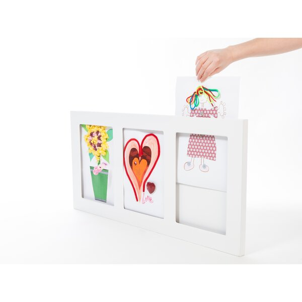Queensbury Triple Picture Frame by Harriet Bee