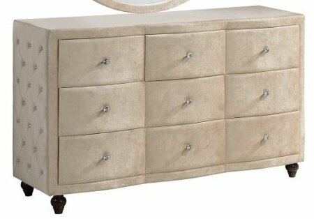 Sweeney 9 Drawer Standard Dresser by Rosdorf Park