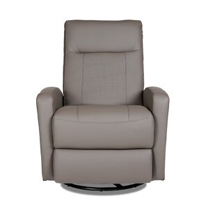 Stefan Manual Swivel Glider Recliner by Opulence Home